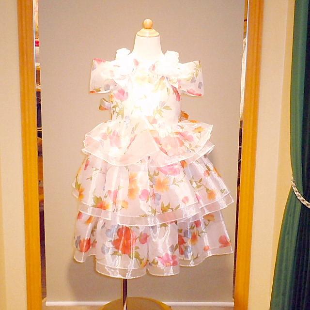 ドレス 1036-1 120cm