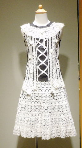 ドレス 1085-1 150cm ブラウス+スカート