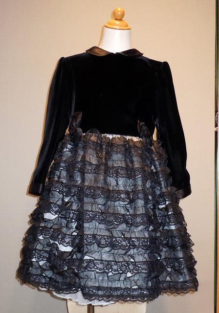 ドレス 1089-1 90cm、100cm、110cm、120cm