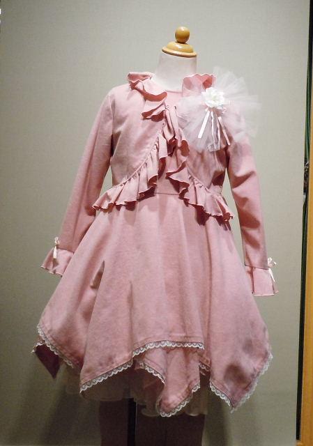 ドレス 1091-1 120cm