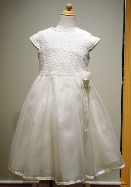 ドレス 1094-1 130cm、140cm