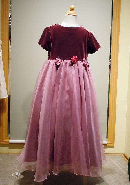 ドレス 1095-1 130cm