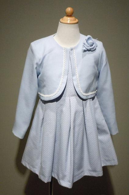 ドレス 1116-1  110cm アンサンブル