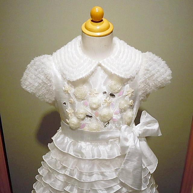 ドレス 1005-1 110cm