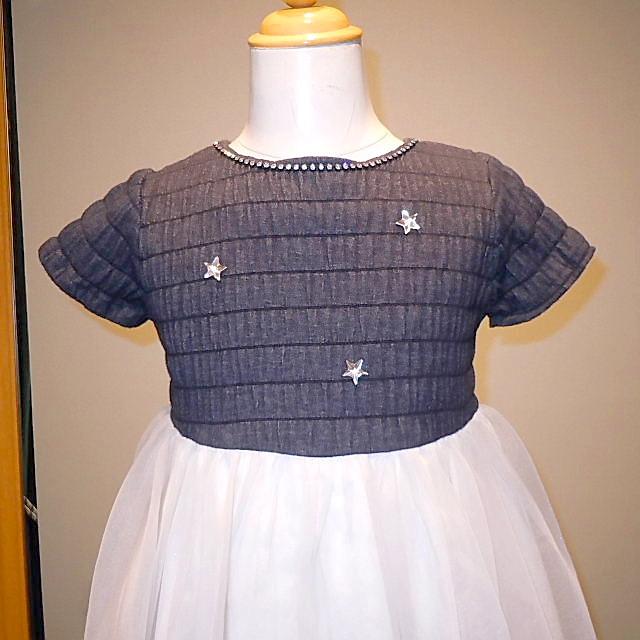 ドレス 1018-1 90cm、100cm