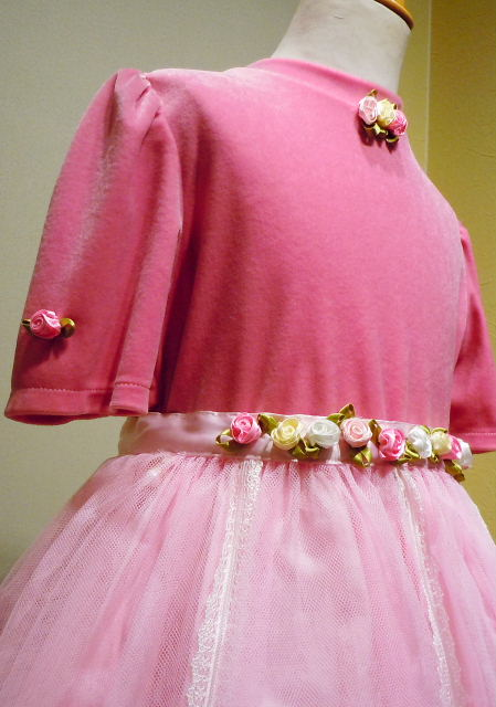 ドレス 1097-1 110cm、120cm、130cm