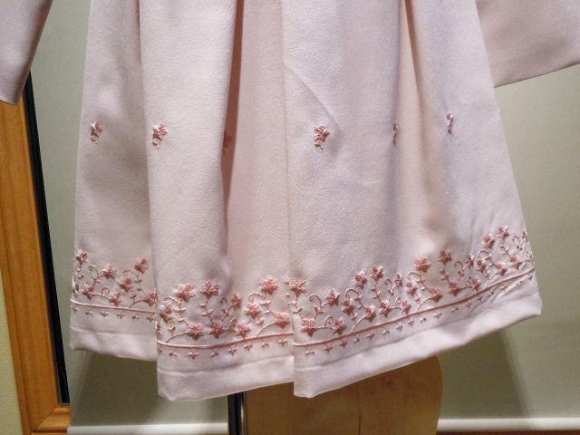 ドレス 1107-1  120cm アンサンブル