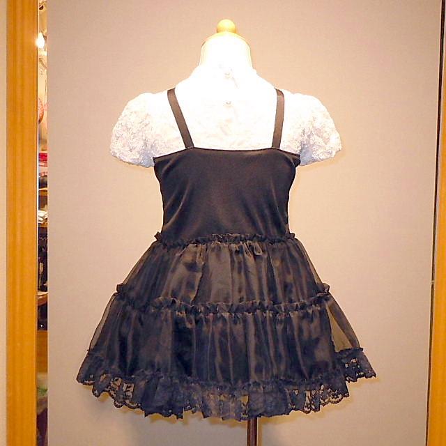 ドレス 1017-1 100cm、110cm