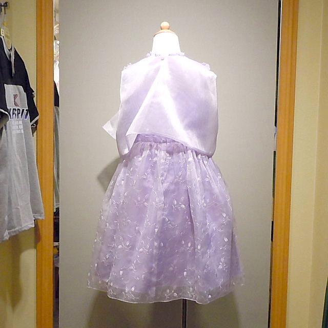 ドレス 1008-1 130cm