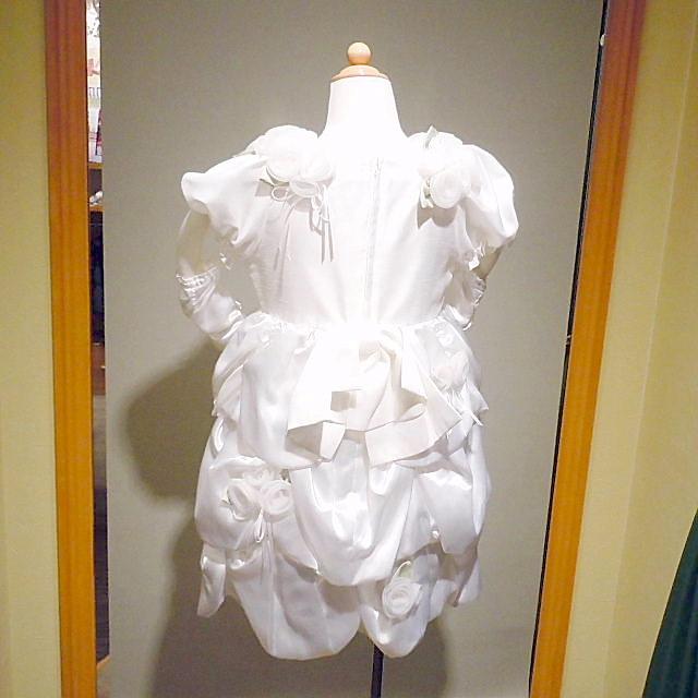 ドレス 1037-1 120cm、140cm アームカバー付