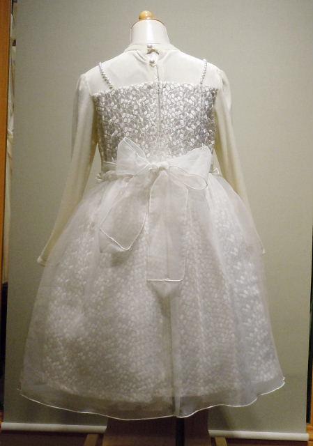 ドレス 1092-1 120cm、130cm、140cm、150cm