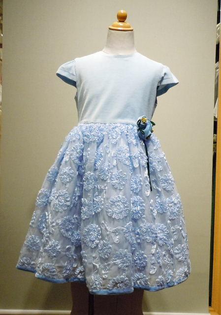 ドレス 1093-1 110cm、120cm、130cm