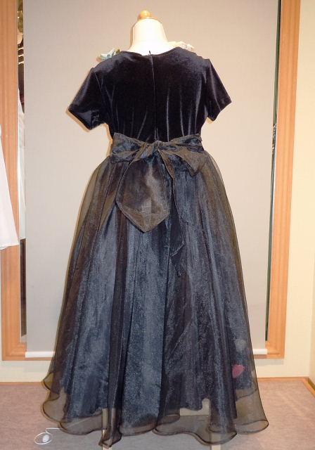 ドレス 1099-1 110cm、130cm