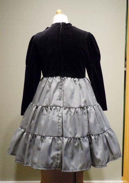 ドレス 1102-1 120cm、130cm