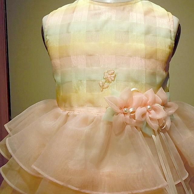 ドレス 1012-1 110cm、120cm