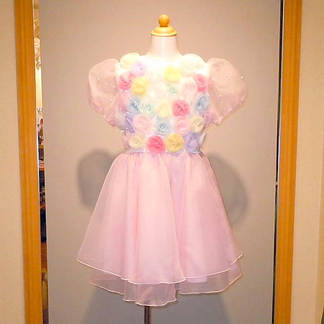 ドレス 1024-1 95cm、100cm、130cm