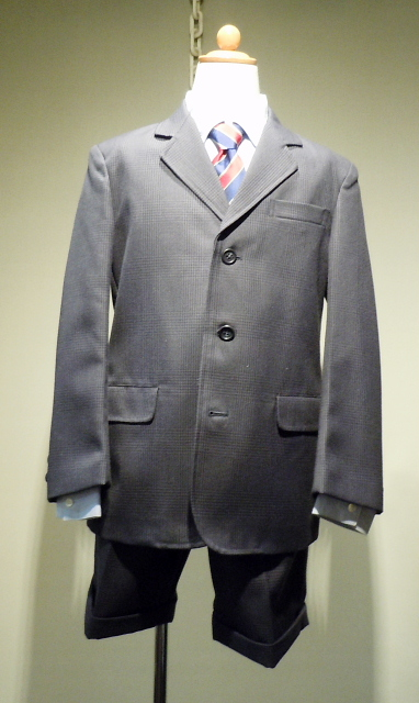 ブレザースーツ 120cm 130cm(シャツネクタイは除く)A-296