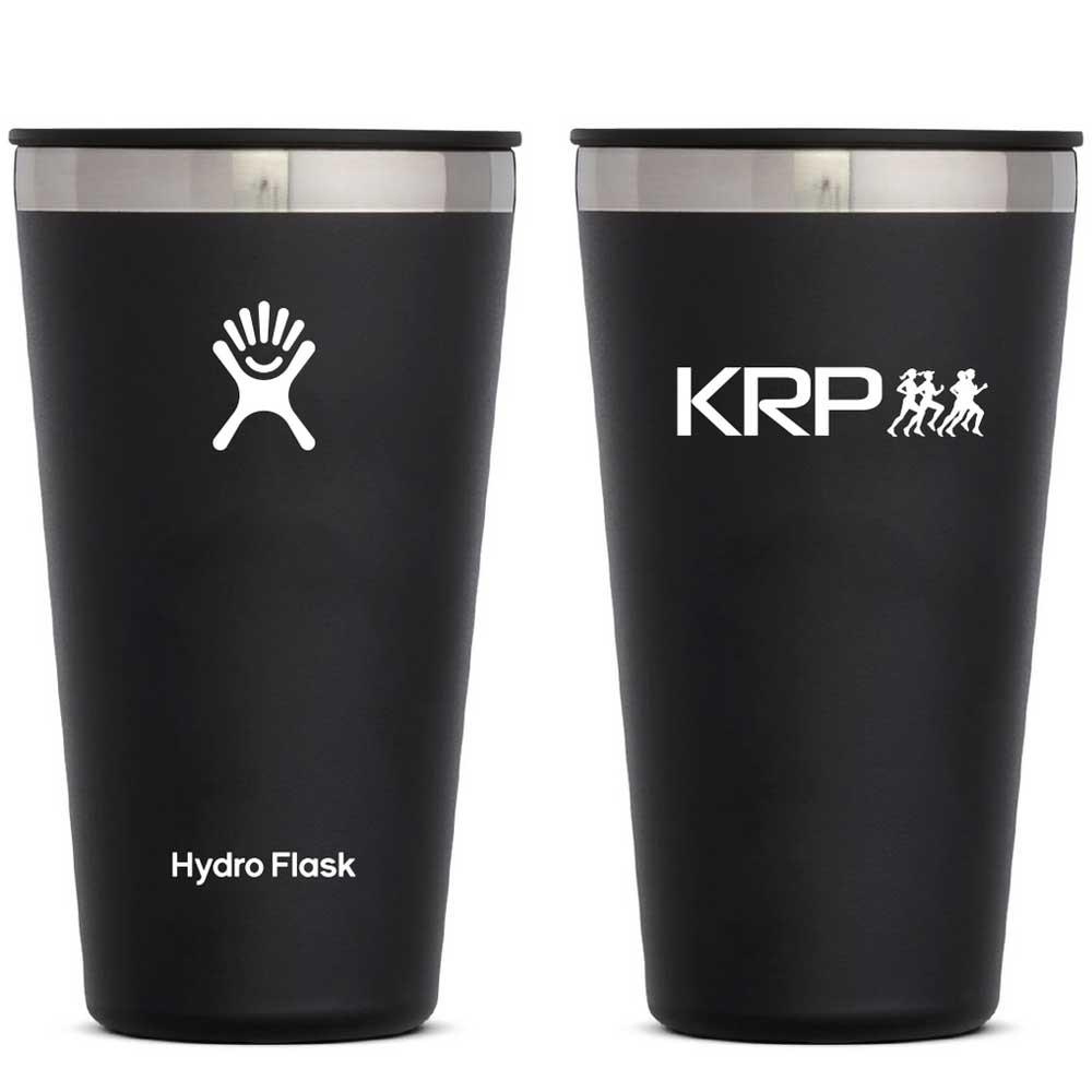 KRPオリジナル ハイドロフラスク ドリンクウエア タンブラー16oz 473ml(5089062krpbk)
