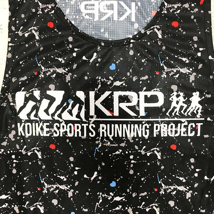 KRPシングレット ペンキ散らしたランかい(krptank99)