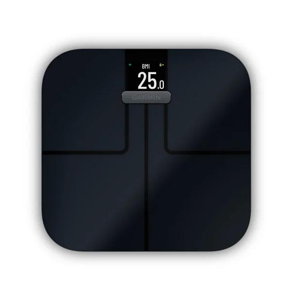 GARMIN スマート体重計 Index S2 Smart Scale Black(0100229430)