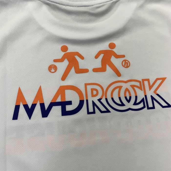 MADROCK マッドロック フープハウスオリジナル DRY MR HOOPHOUSE TEE バスケットボールウェア 2021SS(bb2111hh)