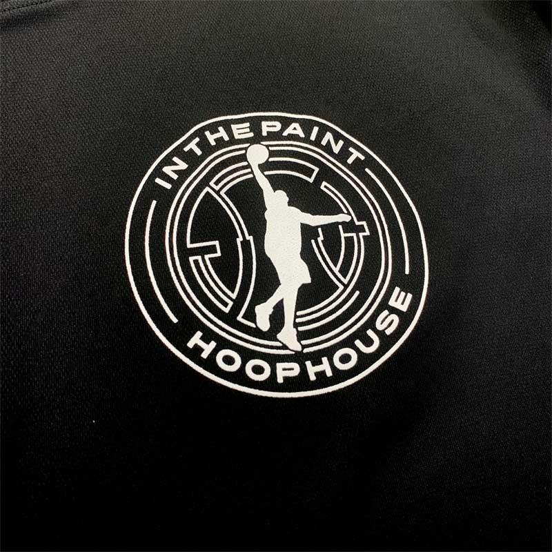 IN THE PAINT インザペイント フープハウスオリジナル ロンT 長袖Tシャツ バスケットボール ロングスリーブ itphh(itp2153hh)