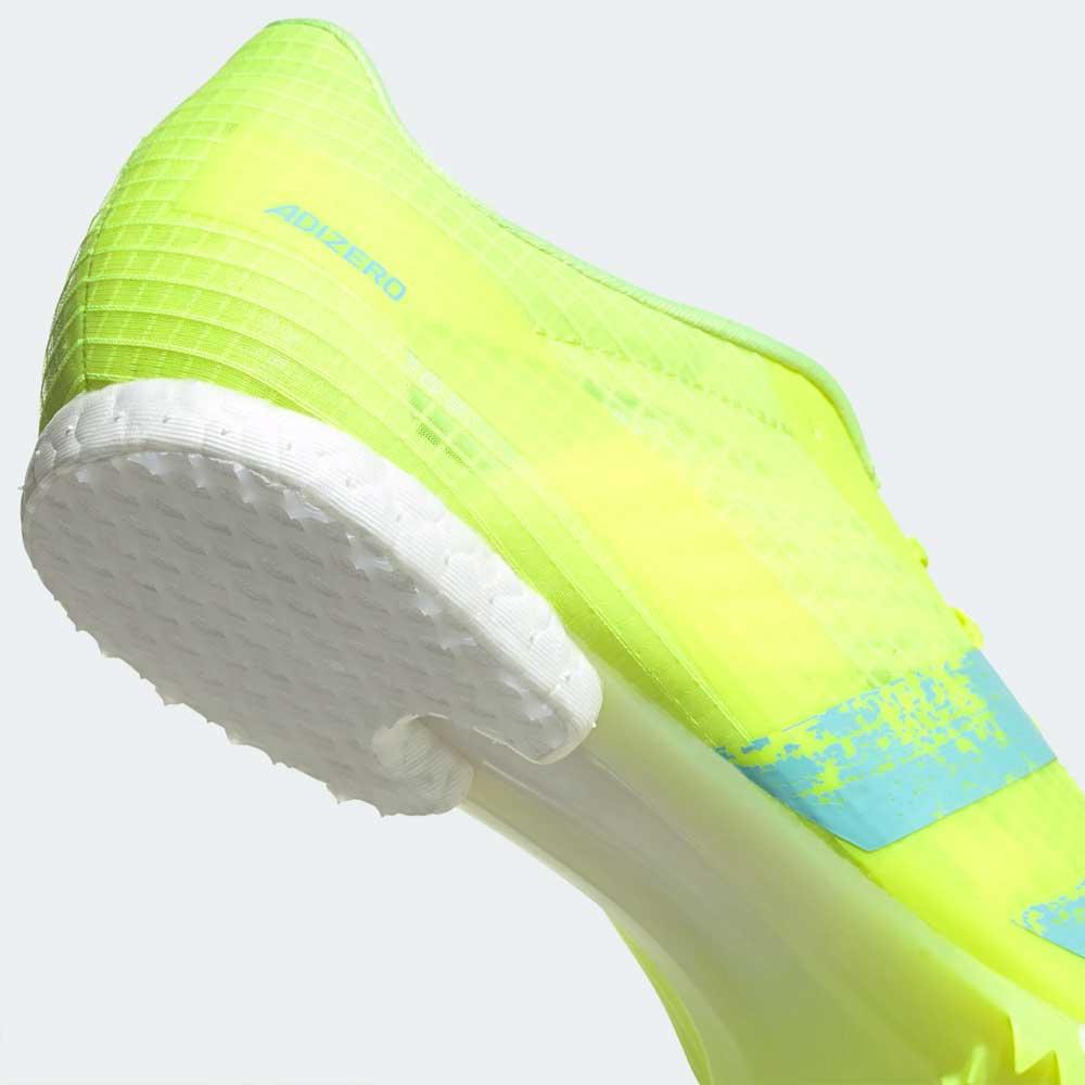 アディダス adidas adizero md FW2240 メンズ 中距離用陸上スパイク オールウエザートラック専用 2021adsp adtk8(fw2240)