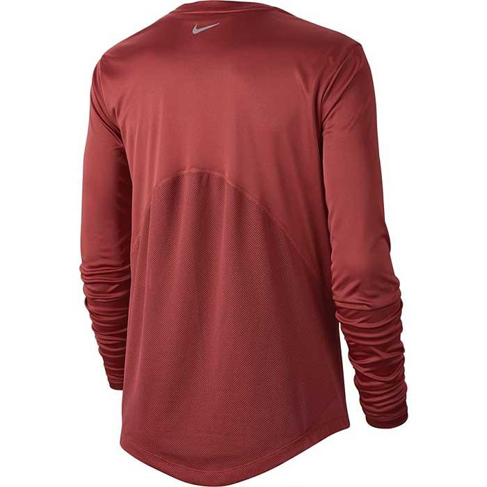 NIKE/ナイキ ウィメンズランニングウェア WS マイラー L/S トップ 長袖シャツ 2019HO wnkw(aj8129)
