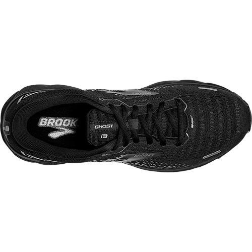 ブルックス ゴースト13 メンズ ランニングシューズ ブラック (brm3483bk)