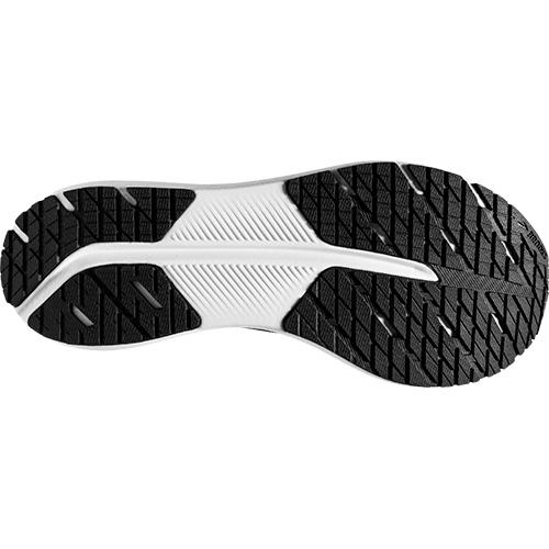 ブルックス ハイペリオンテンポ レディース ランニングシューズ ブラック/ホワイト(brw0323bkw)