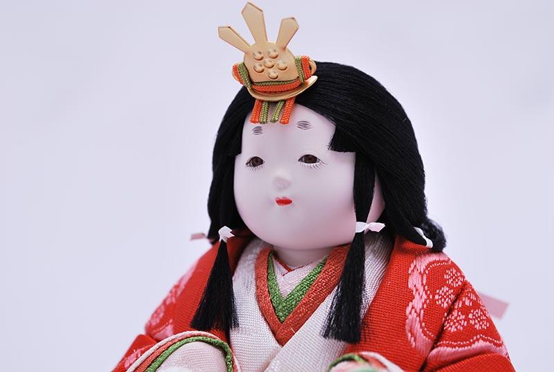 月姫親王飾り(親王飾り)