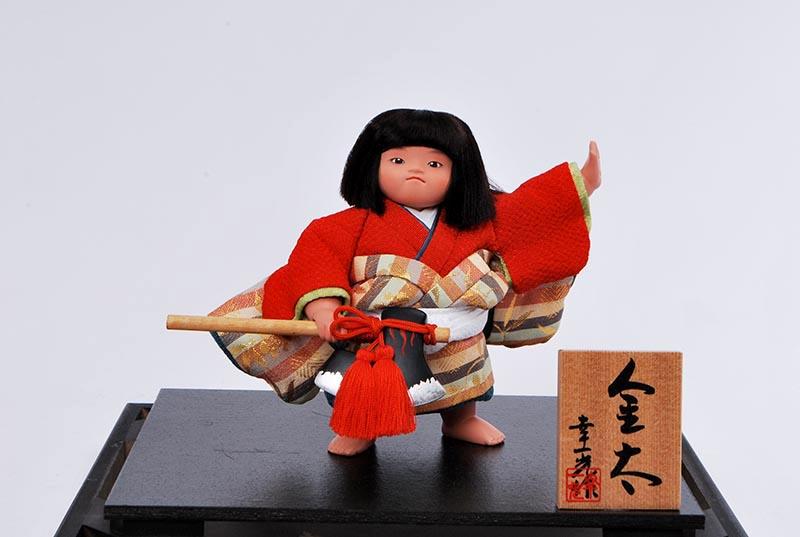 五号金太鉞(衣裳着ケース)