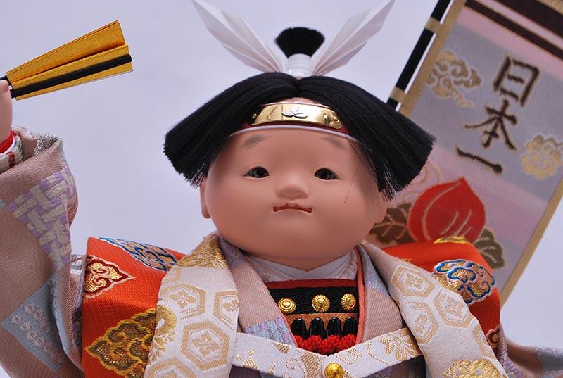 十号童子桃太郎(衣裳着ケース)
