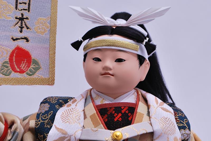 六号桃太郎(衣裳着ケース)