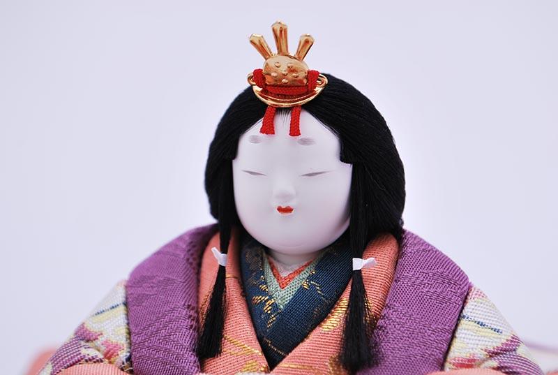 胡蝶親王ケース入り(親王飾り)