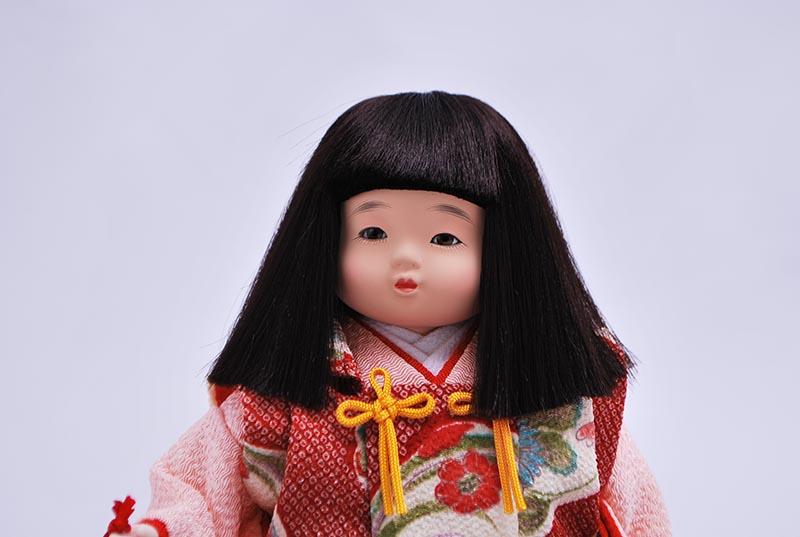 五号寿々女おひふ(衣裳着ケース)