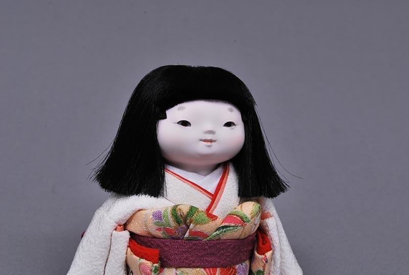 お豆さん白ちゃん(和わーくす)