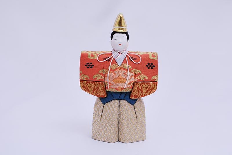 朱出飾り(立雛)