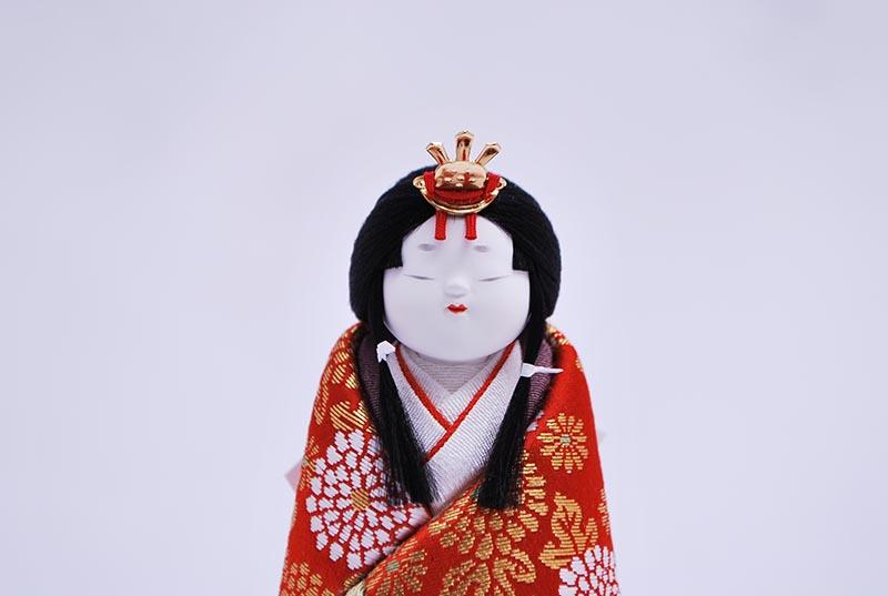和泉出飾り(立雛)