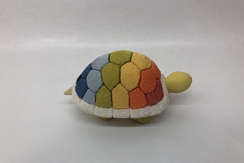 虹色の亀(和わーくす)