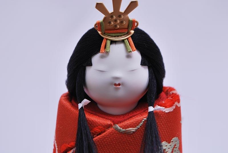夢桐文箱入り(立雛)