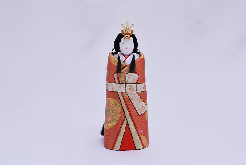 宝珠出飾り(立雛)