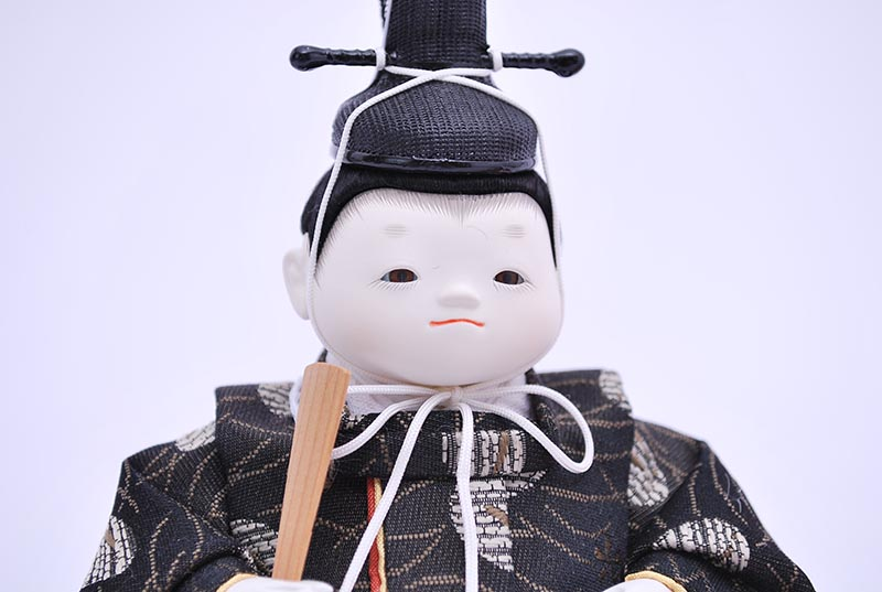 雪親王平飾り(親王飾り)