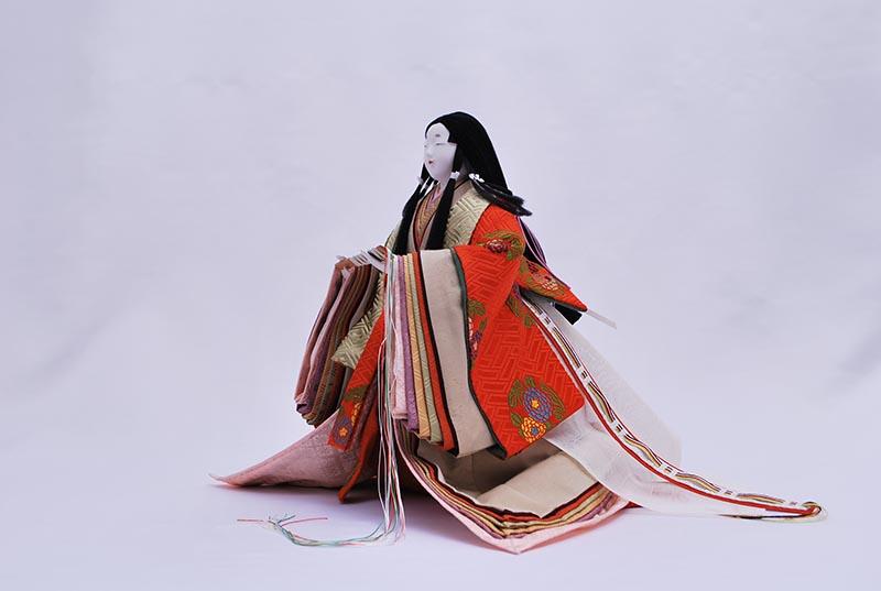 沙綾香立親王(親王飾り)