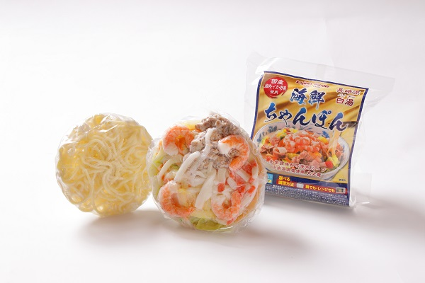 送料込みでお得! 海鮮具入りちゃんぽん6食 ※北海道・沖縄は除きます