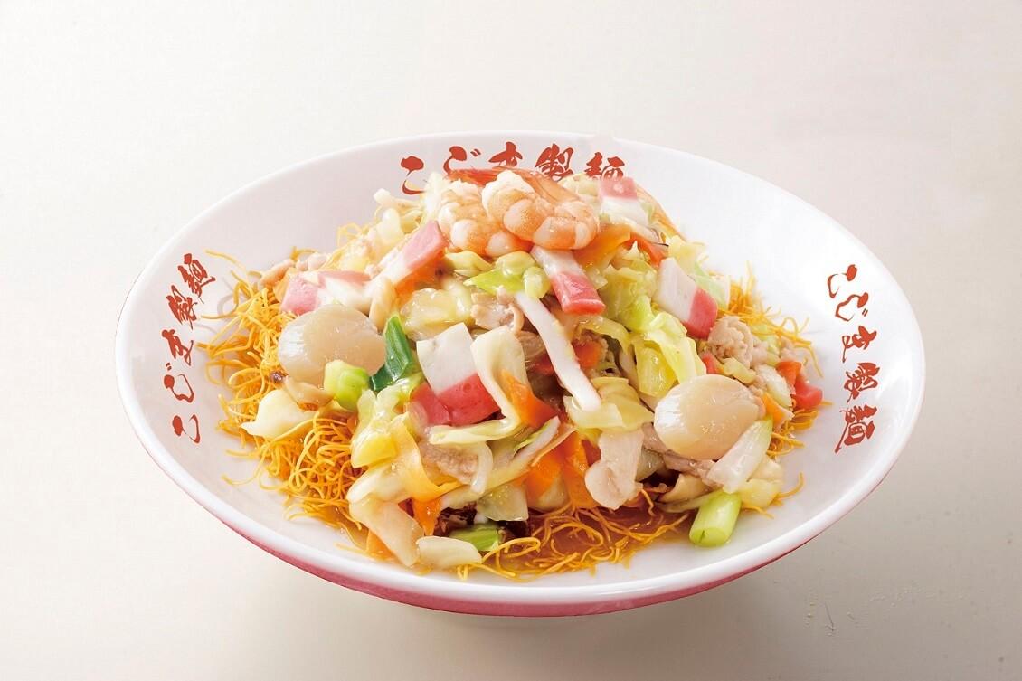 送料込みでお得!プレミアム海鮮皿うどん6食 ※北海道・沖縄は別途1320円掛かります