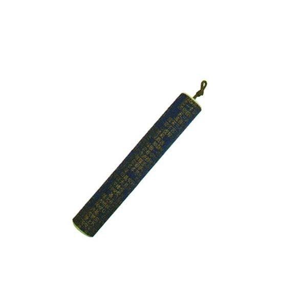 【日本製】般若心経 線香筒 小(5寸用) 直径2.5cm×全長17cm※筒のみ・線香別売
