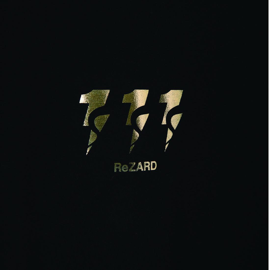 【ReZARD】Anniversary Logo T-shirts