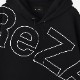 【ReZARD】Big logo Short-sleeve Hoodie