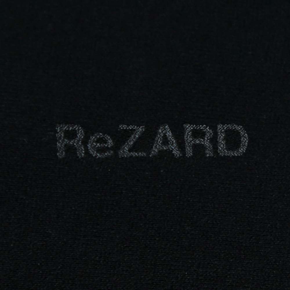 【ReZARD】ReZARD Logo Mask(Black Logo)
